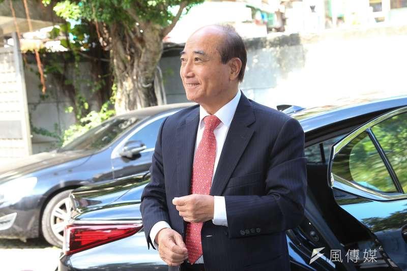 2020總統大選,現傳出親民黨主席宋楚席,有意請前立法院長王金平(見圖)代打出征。對此,台北市長柯文哲26日表示,聽聽就好。(資料照,顏麟宇攝)