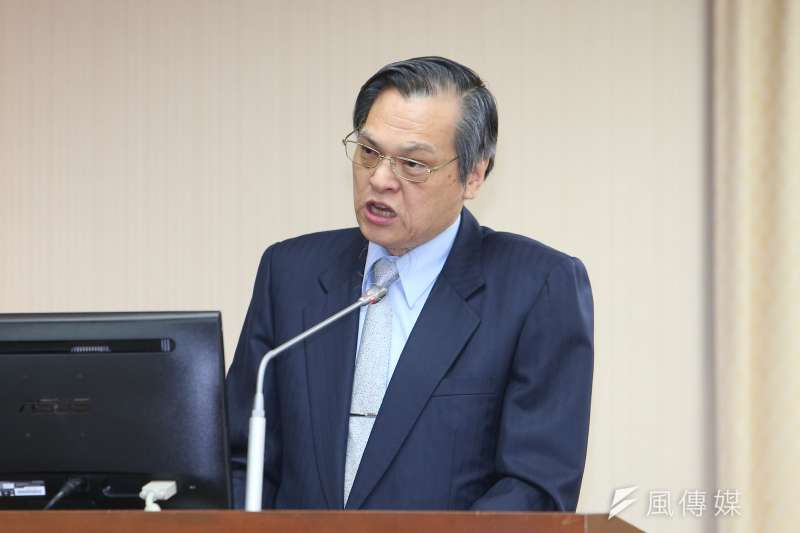 20191024-陸委會主委陳明通22日出席立院內政委員會報告。(顏麟宇攝)