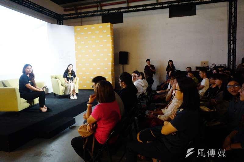 20191027-One-Forty於松菸舉辦「轉機台灣」年度攝影展。(蘇曉凡攝)