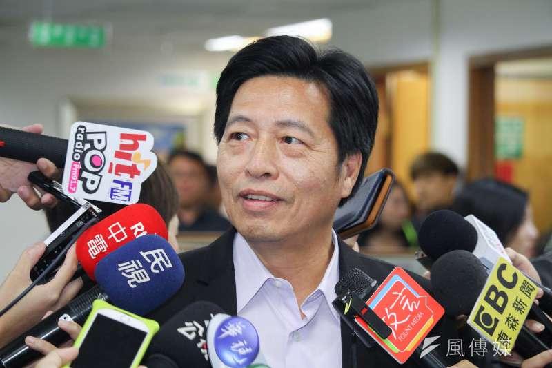 民進黨籍立法委員鄭寶清被指曾為遠東航空在立法院召開協調會,對此,鄭寶清今(15)天表示確有其事。(資料照,蔡親傑攝)