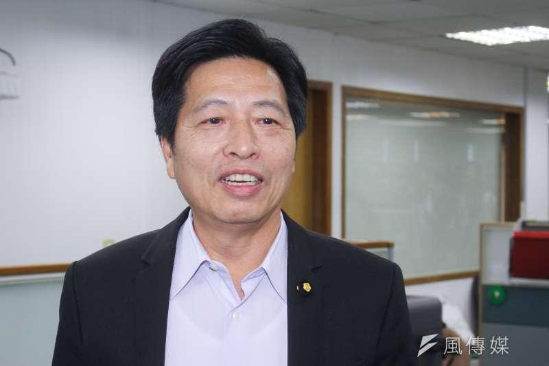 20191030-立委鄭寶清30日出席民進黨中常會。(蔡親傑攝)