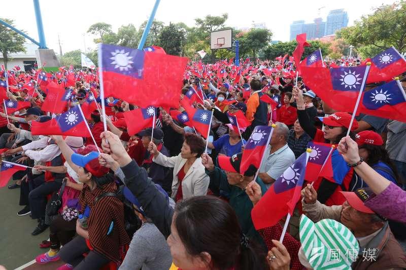 根據旺旺中時媒體集團最新民調,總統蔡英文支持者的投票率領先國民黨總統參選人韓國瑜支持者約18.3個百分點。示意圖。(資料照,顏麟宇攝)