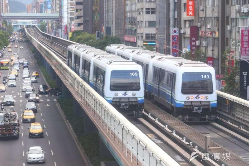 台北捷運推出「常客優惠」,與「1280元月票」有何差別?(資料照,顏麟宇攝)