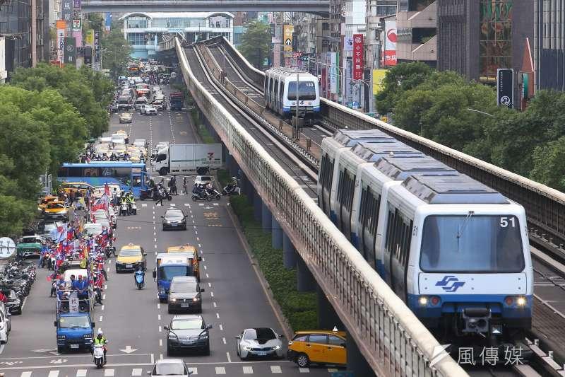 台北市在2019 IMD全球智慧城市評比中得全球第七、亞洲第二。(資料照,顏麟宇攝。)