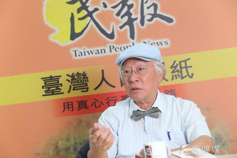 民報創辦人陳永興曾有白天故病人晚上辦雜誌的經驗。(資料照,顏麟宇攝)