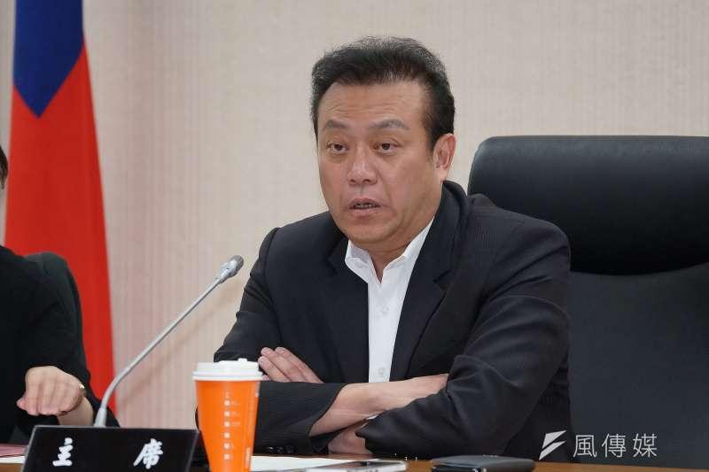民進黨立委蘇震清可望在屏東參選,但民進黨並未徵召。(資料照片,盧逸峰攝)