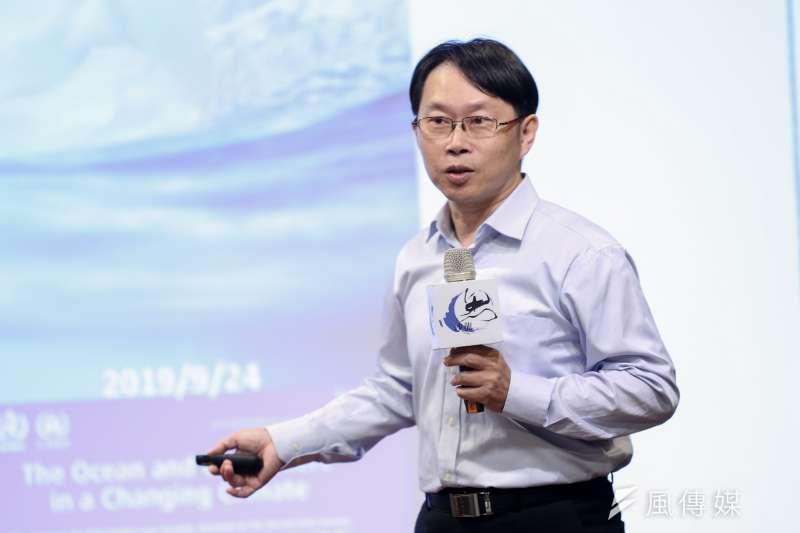 海洋大學特聘教授李明安(見圖)建議,永續漁業方展的重要關鍵還是在於公民責任上,讓人們重視永續漁業與海洋。(簡必丞攝)