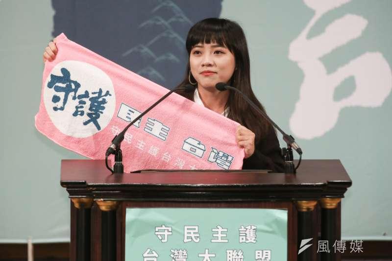 高雄市議員黃捷今(5)日在臉書批韓國瑜無心市政。(資料照,簡必丞攝)