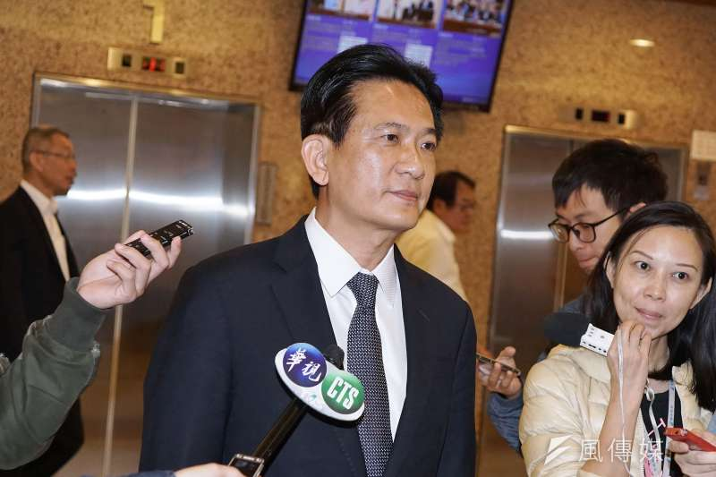 民進黨立委林俊憲(見圖)打算提案修《全民健康保險法》,他也不諱言這項修法「就是針對黃安啦!」(資料照,盧逸峰攝)