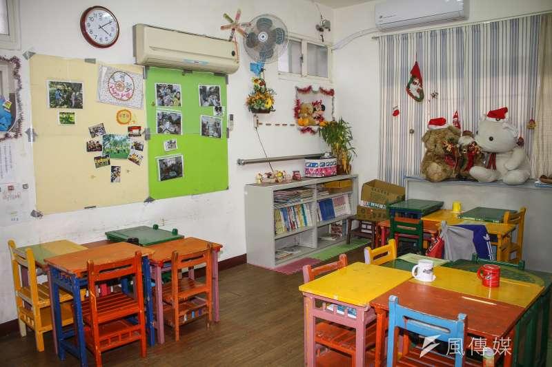 台北市不少私幼都是小型幼兒園,在教保員難尋的情況下,有業者希望能開放園長帶班。示意圖,非關新聞個案。(資料照,蔡親傑攝)
