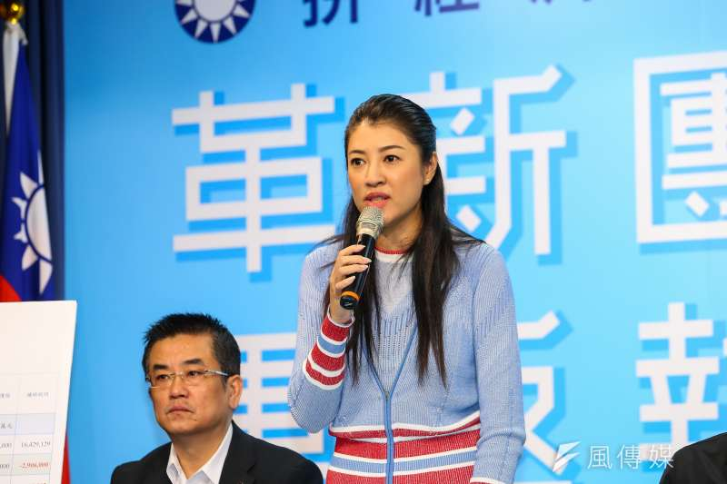 國民黨立委許淑華(見圖)認為,罷免高雄市長韓國瑜肯定會成案,但是會過的機率不高。(資料照,顏麟宇攝)