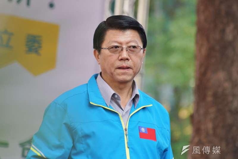 台南市議員謝龍介(見圖)坦言,要罷免南部藍營民代易如反掌,成功率很高。(資料照,盧逸峰攝)