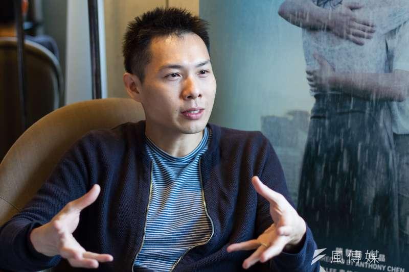 20191118-電影「熱帶雨」導演陳哲藝專訪。(蔡親傑攝)