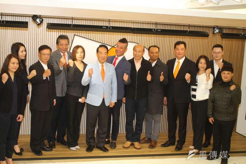 20191120-親民黨20日公布不分區立委名單。(蔡親傑攝)