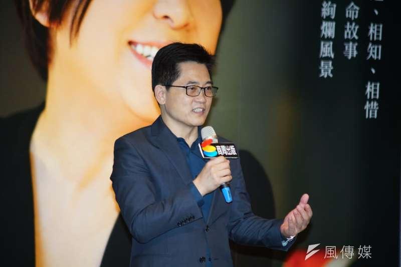 前台東縣長黃健庭將被蔡英文總統提名為監察院副院長。(盧逸峰攝)