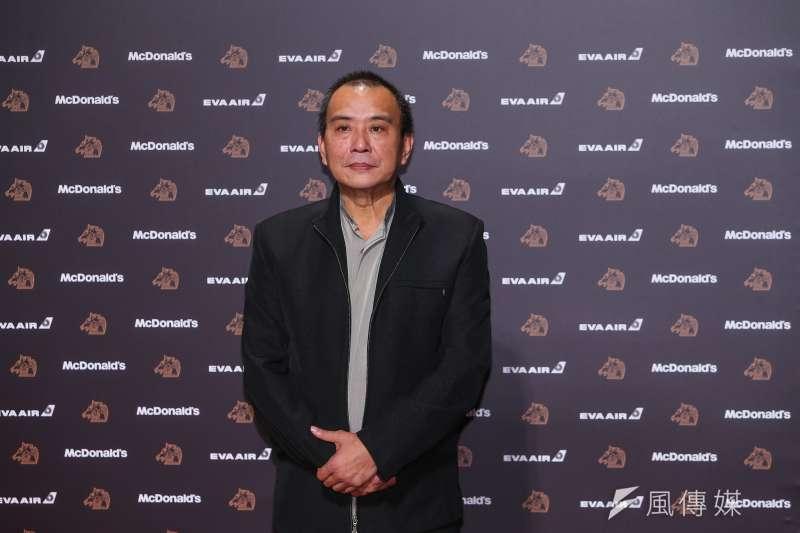 20191123-第56屆金馬獎,那個我最愛的陌生人導演張作驥。(顏麟宇攝)