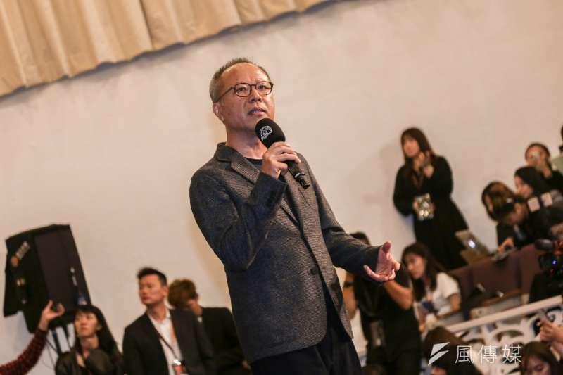 20191123-第56屆金馬獎頒獎典禮,最佳導演,鍾孟宏/陽光普照。(簡必丞攝)