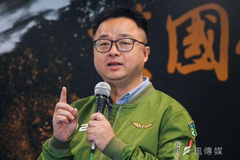 民進黨秘書長羅文嘉(見圖)31日表示,政黨票成民進黨能否國會過半的最大變數。(資料照,蔡親傑攝)