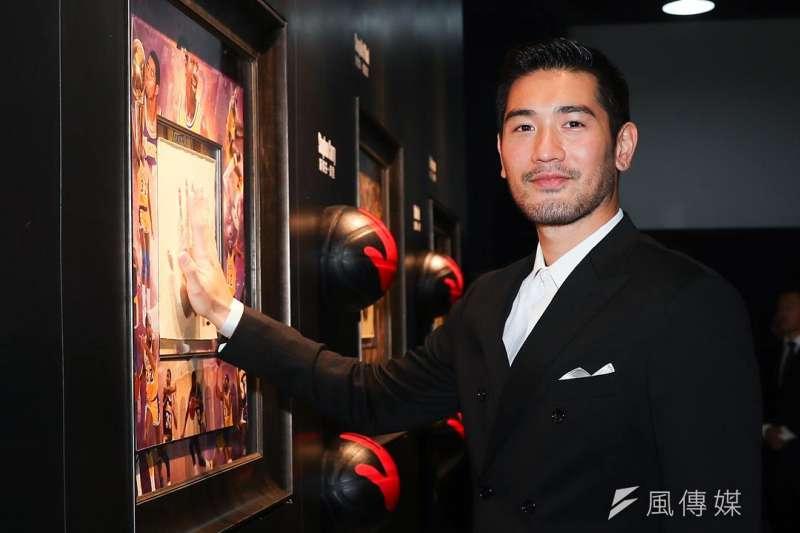 藝人高以翔27日於中國綜藝節目錄製過程中過世,享年35歲。(取自高以翔Godfrey Gao)