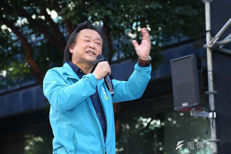 民進黨台北市議員王世堅(見圖)認為,高雄市長韓國瑜現在應該要「坦然面對,從容就義」,把握時間做好市長工作。(資料照,顏麟宇攝)