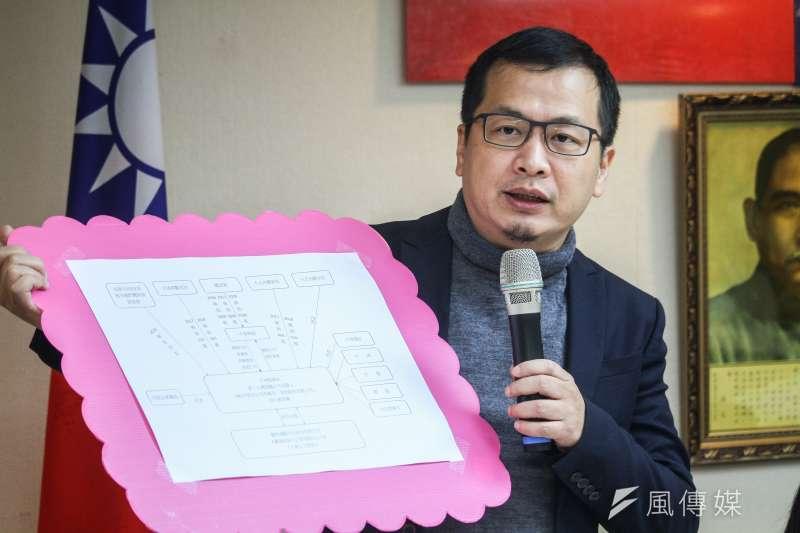 國民黨台北市議員羅智強(見圖)澄清,從未邀請「卡神」楊蕙如進到國民黨青年團,喊話警方用《社維法》抓網友的同時,對三立電視台也可以比照辦理。(資料照,蔡親傑攝)