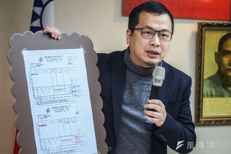 國民黨台北市議員羅智強(見圖)13日在臉書貼文,表示自己才是「小明的源頭」。(資料照,蔡親傑攝)