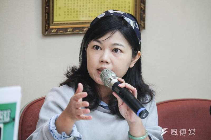 國民黨台北市議員游淑慧(見圖)認為,《公職人員選舉罷免法》有許多制度上的不合理,應就複數選區及單一選區的罷免制度區隔、調整。(資料照,蔡親傑攝)
