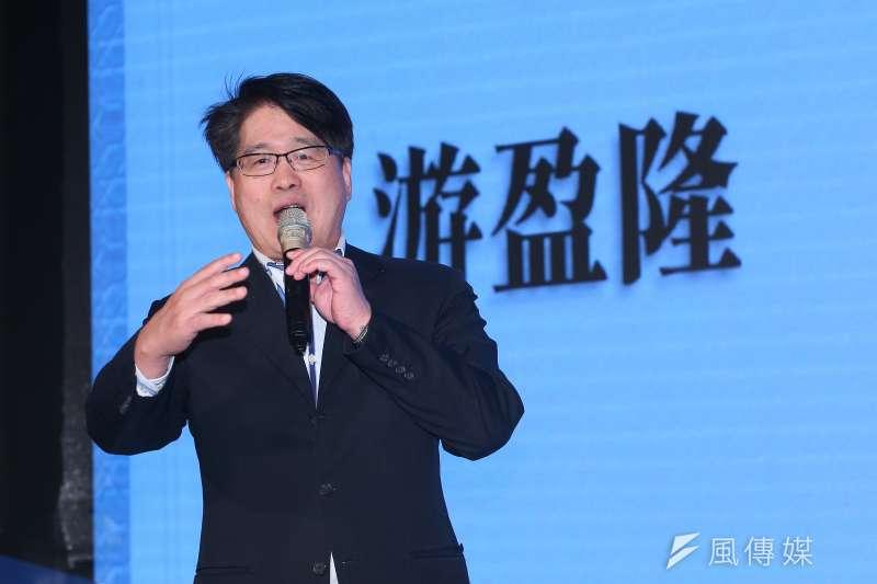 台灣民意基金會董事長游盈隆(見圖)指出,美麗島事件40年後,台灣接下來真正要做的,是建立成名實相符的主權獨立國家,而不是只一味凸顯來自中國的外部威脅。(資料照,顏麟宇攝)
