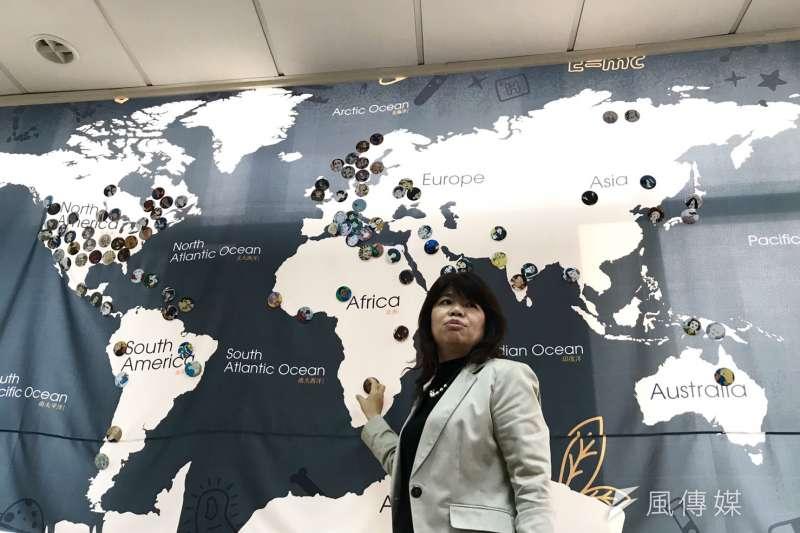 台灣科學教育館今(9)日舉辦教育基金會年會,北市大師培中心助理教授劉淑雯(見圖)認為AI世代下的小孩,面對不確定性的挑戰,需要經過嘗試、自助,才有機會達到目標。(吳尚軒攝)