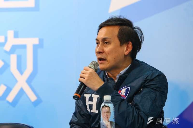 葉元之批評蘇內閣,上至院長、下至發言人,對媒體講話都是謊話連篇。(資料照,顏麟宇攝)