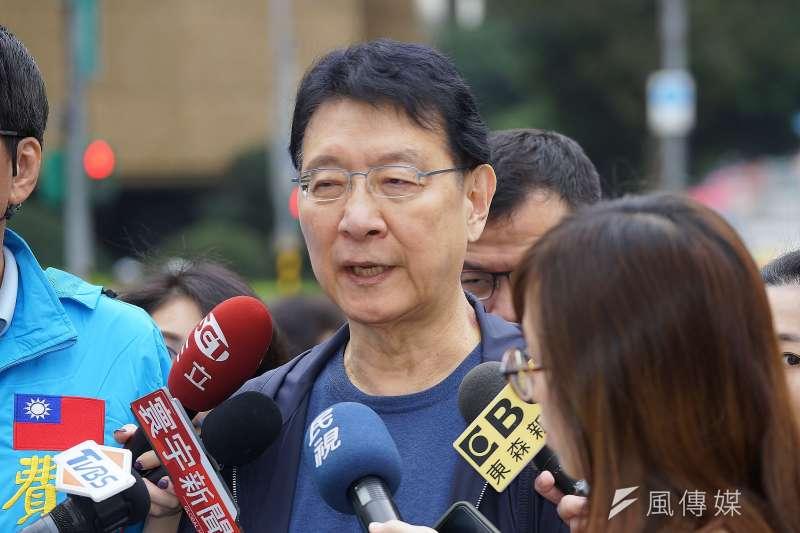 資深媒體人趙少康(見圖)在政論節目《少康戰情室》分析台灣確診個案女性多於男性的原因。(資料照,盧逸峰攝)