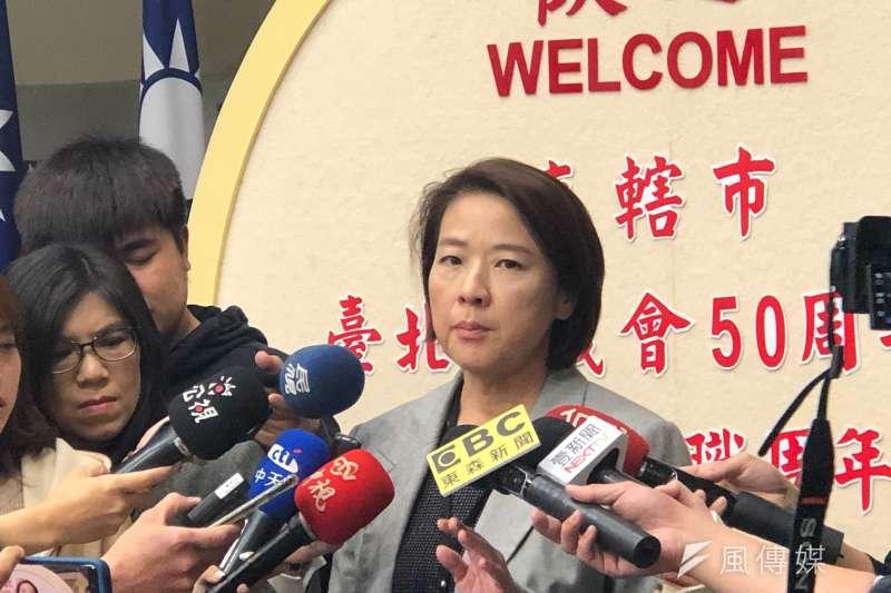 針對「卡神」楊蕙如案,台北市副市長黃珊珊(見圖)2日強調,並無政治操作,這是1個月前議會要求提出的調查報告。(方炳超攝)