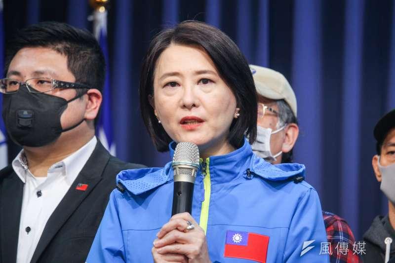 國民黨台北市議員王鴻薇(見圖)認為,國民黨應看重罷韓行動,因為罷韓滅的不是只有高雄市長韓國瑜,更是滅國民黨,黨內應有危機意識,凝聚團結。(資料照,蔡親傑攝)