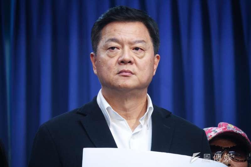 前台北縣長周錫瑋(見圖)呼籲,國民黨應該改採集體領導,而非過往只聽黨主席1人意見的「家父長制」。(資料照,蔡親傑攝)