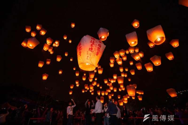 「2020平溪天燈節」將於2月1日及8日分別在平溪國中及十分廣場盛大登場。(圖/新北觀旅局提供)