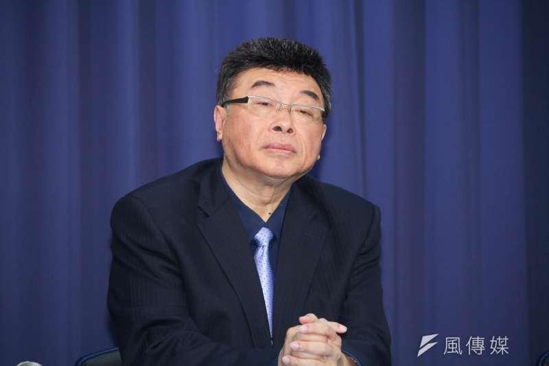 世界衛生組織秘書長譚德塞指控3個月以來飽受歧視,「攻擊來自台灣」,前立委邱毅公開力挺,批評台灣當局伎倆「一哭、二鬧、三上吊」。(資料照,蔡親傑攝)