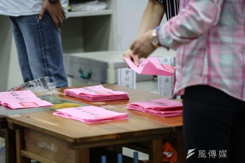 有「選舉章魚哥」之稱的的新北市鶯歌區建德里11日開票結果出爐,由總統蔡英文以94票之差擊敗國民黨總統候選人韓國瑜。示意圖。(陳品佑攝)
