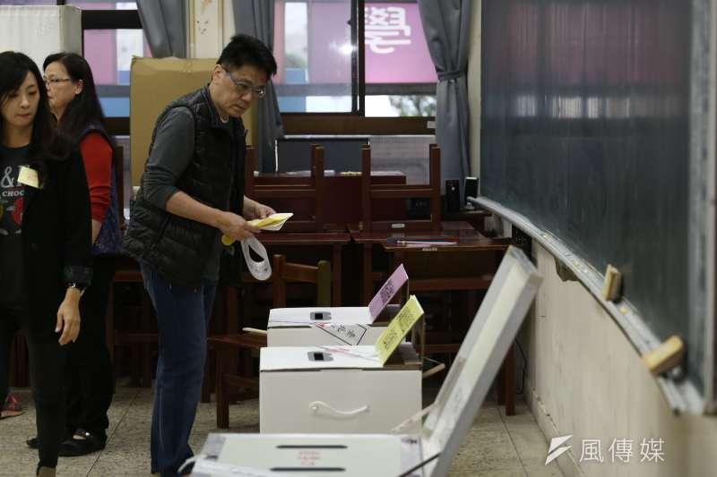 有網友統計近期幾次選舉結果,發現台中選民對做不好的政治人物絕不手軟,做不好就換掉。示意圖,與本文個案無關。(資料照,陳品佑攝)