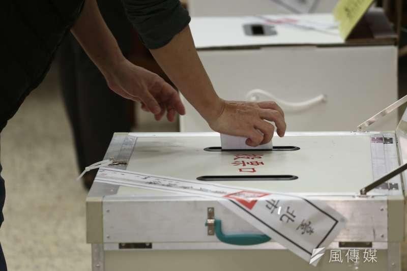 選舉對於人民來說,是一場宣示自己是政府頭家的自嗨遊戲,但選舉是場事涉未來是否國泰民安、民生樂利的選擇,不能只憑爽不爽的情緒行事。(資料照,陳品佑攝)