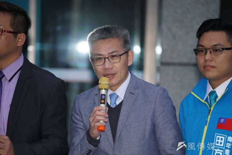 南京已連續23日零確診,對此,媒體人羅友志(見圖)認為中國人在疫情後進化了。(資料照,盧逸峰攝)