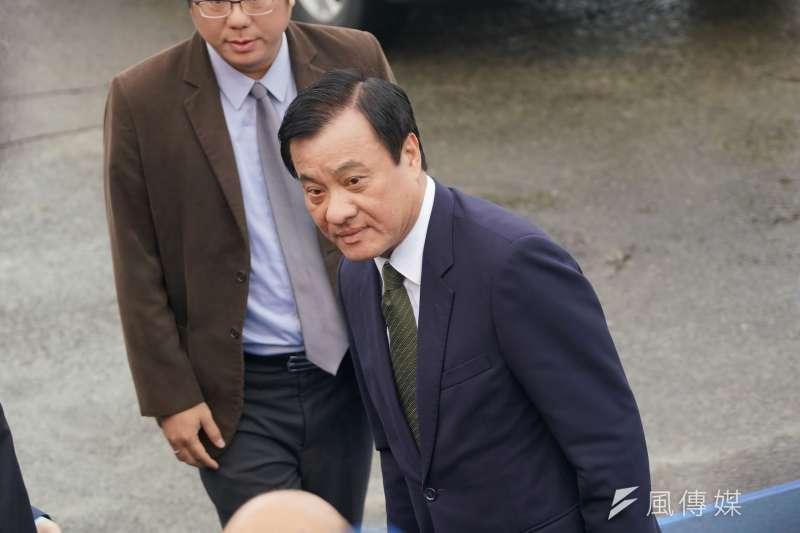 前法院長蘇嘉全有機會出任總統府祕書長。(資料照片,盧逸峰攝)
