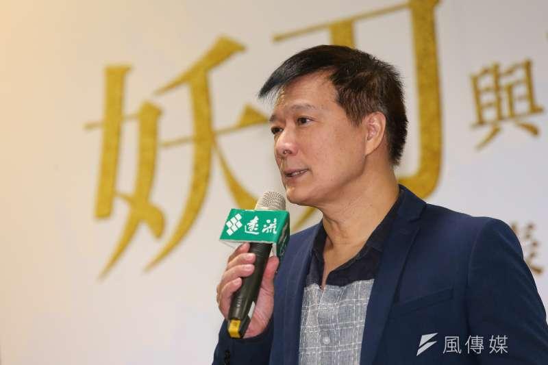 資深媒體人蔡詩萍(見圖)表示,武漢肺炎讓民進黨「長於政治、拙於行政」的老毛病再現。(資料照,顏麟宇攝)