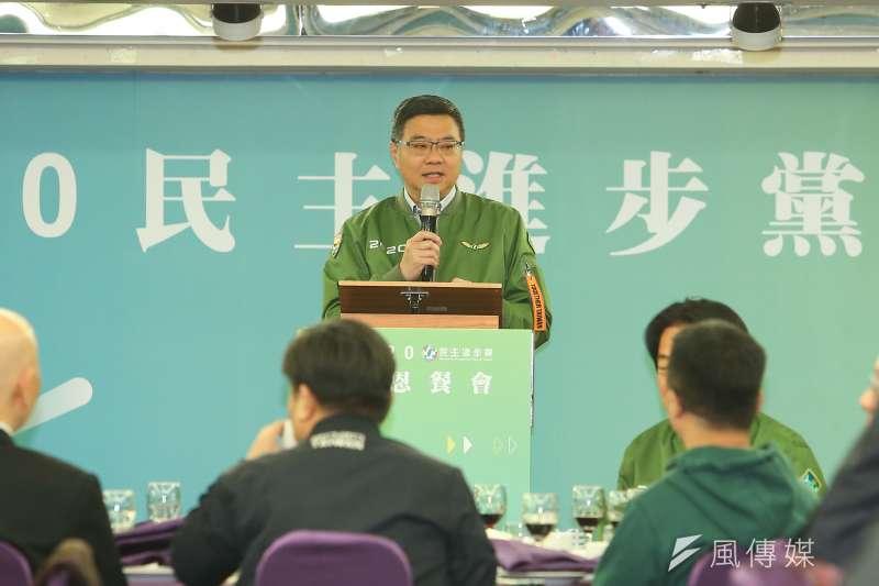 民進黨主席卓榮泰(見圖)表示,台灣內部的團結,是台灣加入世界衛生組織最好的後盾。(資料照,顏麟宇攝)