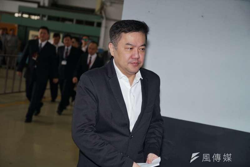 遠東航空董事長張綱維2日遭羈押禁見。(資料照,盧逸峰攝)