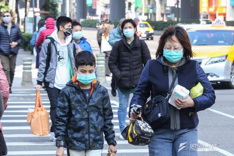 衛生福利部疾病管制署31日指出,本季(去年10月起至今年1月27日)的流感併發重症病例累計771例,其中死亡病例更有56起。(資料照,蔡親傑攝)