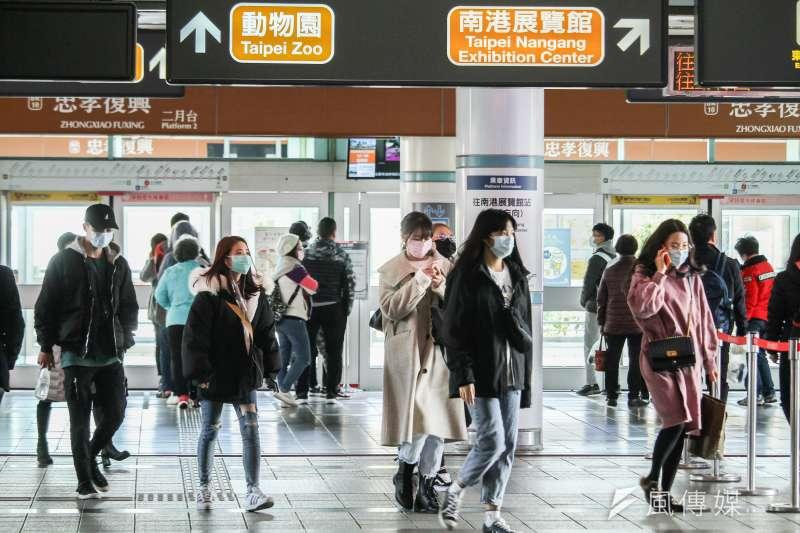 武漢肺炎延燒,國內累計病例達9例,有近2000多人被迫居家檢疫或隔離14天。(蔡親傑攝)