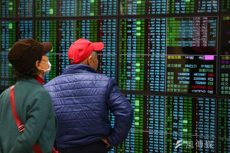 股市開紅盤創歷來最慘烈紀錄,可是選股得千萬看仔細,別買到風馬牛不相及的公司。(資料照,顏麟宇攝)