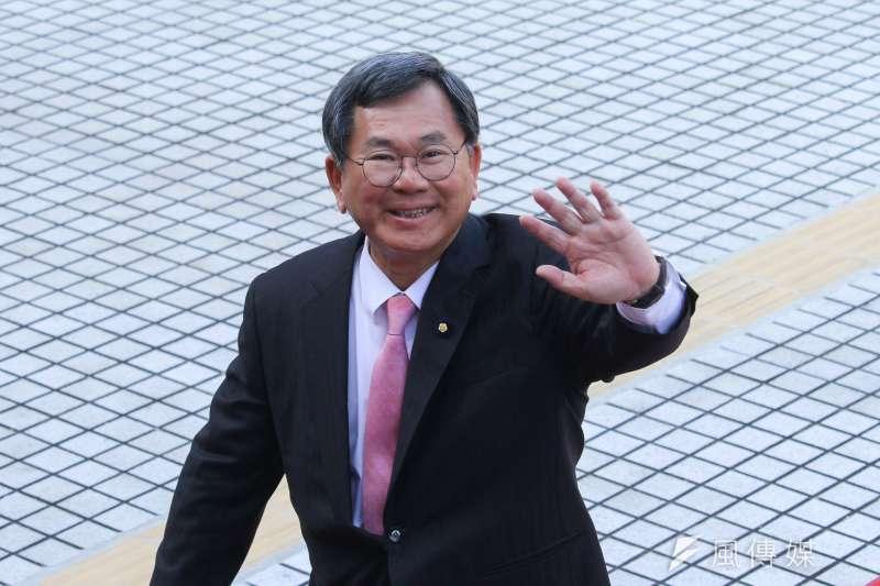 民進黨立委陳明文(見圖)說,政治任命沒有酬庸不酬庸的問題,這話完全錯誤。(資料照,蔡親傑攝)