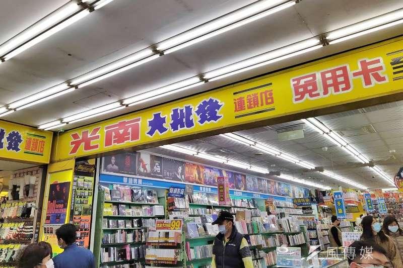 淡江大學教授包正豪批光南發放50萬份口罩是「好心辦壞事」。(資料照,盧逸峰攝)
