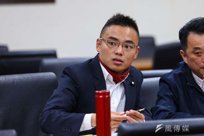 國民黨立委洪孟楷(見圖)表示,受到新型冠狀病毒影響,勞動部門應緊盯業者裁員計畫,勿讓疫情造成下一波災情。(資料照,顏麟宇攝)